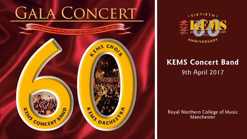 KEMS 60th Anniversary Concert