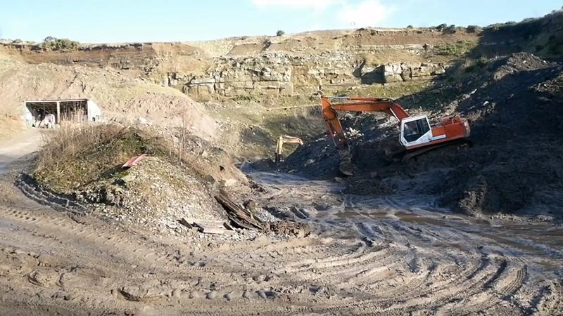 Quarry by Julia Harding